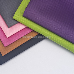 polyester oxford luggage fabric with PVC backing