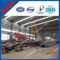 Widely Used in River /Sea Dredging Equipment