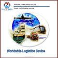 chile de envío y la logística de servicio a todo el mundo