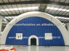 big inflable tienda de la bóveda con alta calidad