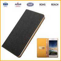 China supplier custom leather flip case for lg optimus g pro e988