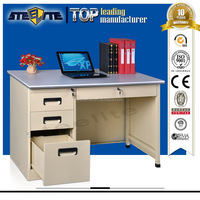 price roll top computer/Cheap Computer Desk/Iron Computer Desk