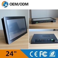 """New products gaming computer pc all in one with 24""""LED monitor"""