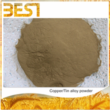 Best13X purity 99%& purity 99.9% copper/tin alloy powder in china