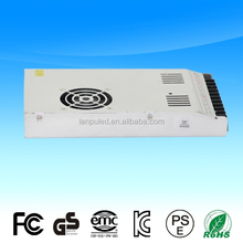 300W IP20 5v constant voltage slim switching power supply