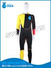 Neoprene wetsuit mergulho
