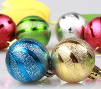 Popular design gift ideas glass ball ornaments bulk christmas ball