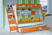 colorful bunk beds for kids 3758