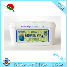 Easy Bio-Degradable Eco-Friend Ecological Female Wet Wipes Made In China