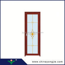 2015 New door design Position Interior pvc bathroom door