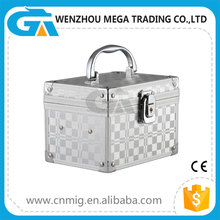 High Quality Aluminum Beauty Box for Makeup Wholesale China Makeup Case with Lock