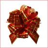 Printed logo wedding decorative gift wrap pull bows