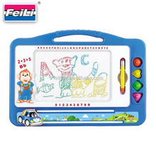educational toys for children plastic toy colorful magnetic drawing board