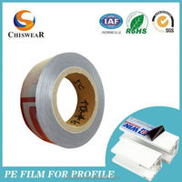 Clear Polythene Protective Tape