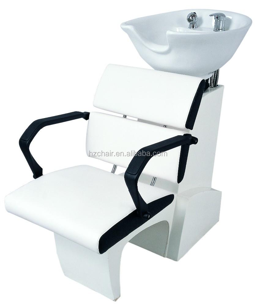 Wholesale 2015 hot sale hair salon shampoo chairs salon for Salon shampoo chairs