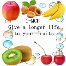 1-MCP 1-Methylcyclopropene give a longer life to your fruits