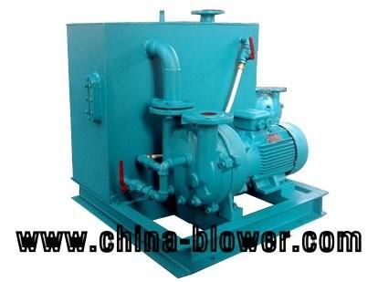 Liquid ring compressor parts
