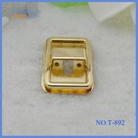 manufacture zinc Alloy handle for handbag handware wholesale free sample