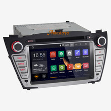 Android 4.4.4 Special CAR Stereo DVD player for Hyundai IX35 car mp3 player GPS navigation