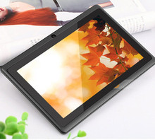 """7"""" tablet pc for Kids with WiFi Android 4.4 Dual Camera tablet"""