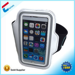 For iphone 6 sports sport armband case/cell phone armband/mobile phone arm bag