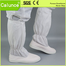 Pu Leather surface,Cleanroom esd shoes,pu shoes