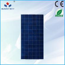 A grade 600 watt 300 watt 200 watt solar cell component PV Solar Panel for wholesale TYP300
