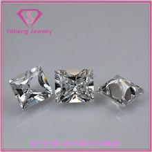 2015 White CZ Diamonds Price Cubic Zirconia Pricess Cut Buyer for Jewelry
