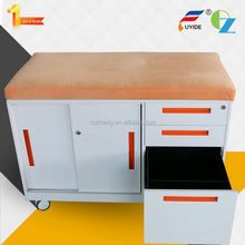 commercial steel mobile side cabinet series home system office modular furniture