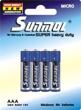 Sunmol cheap alkaline best batteries