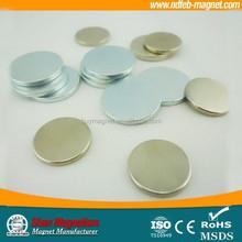 High quality strong neodymium magnet