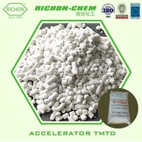Chemicals Price List Alibaba China Supplier Manufacturing Chemical Additives 137-26-8 Accelerator TMTD TT C6H12N2S4