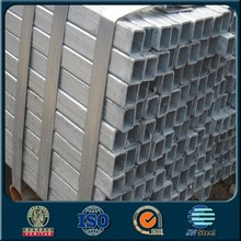 50mm steel tube of galvanized carbon steel square tube of hot dip galvanized square tube