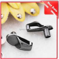 Alloy Zinc metal shoe hook Shoe Lace Hooks