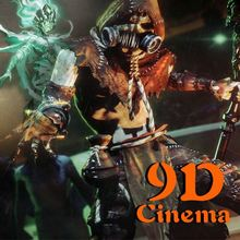 Amazing 4D 5D 7D 9D motion theater,cinema theater equipment for sale