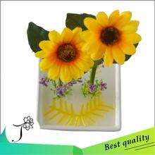 Arts and crafts Sunflower false water simulation flower pot