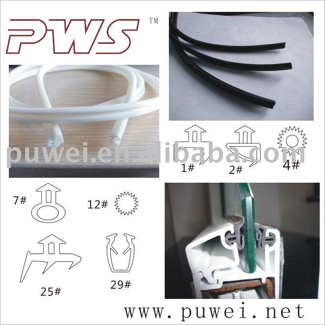 Fen tre de porte joint joint caoutchouc pvc epdm for Joint vitre fenetre