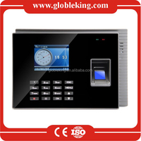 MD60 Biometric attendance machine with tcp/ip and battery