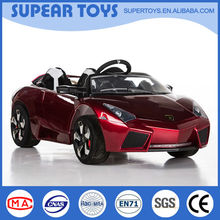 Hot! Newest style factory direct sale 12v children electric car