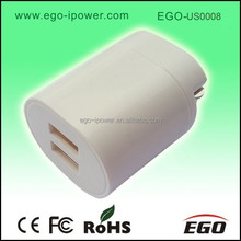 5V 2A ac power adapter US folding plug