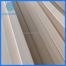 50mm Wood Shutter Slats, Wood Blind Slats, Paulownia Wood Slats for Shades