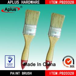 chongqing bristle wooden handle paint supplies paint brush