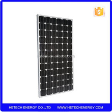 The lowest mono 200w solar panel price import from China