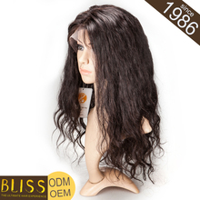 High Quality Virgin Full Lace Wig Base Cap
