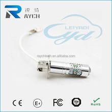 Cool White H3 30W LED SMD XBD C ree Car Light Bulb Brightness 12-24V