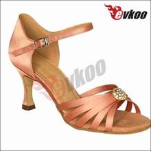 Evkoo latine / chaussures de danse de salon Beutiful femmes latine robe et chaussures