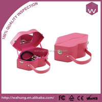 unique design PU leather gift boxes for little girls