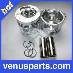 komatsu engine parts s6d95l piston, 6D95 piston ring, komatsu 6d95l engine spare parts