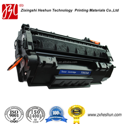 Premium compatible 53A laser toner cartridge for hp printer