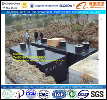 MBR Environmental Protection Plant Waste WaterTreatment System